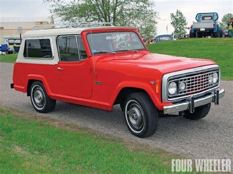 1973 jeep commando pinterest