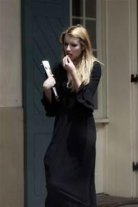 Jessica Lange Pictures - Gabourey Sidibe on the Set of ...