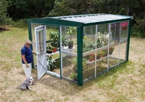 This step by step diy project is about 6×8 greenhouse plans. 43+ Simple DIY Greenhouses for Your Backyard Style # ...