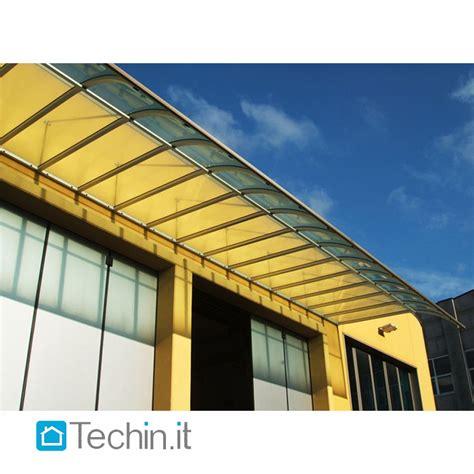 tettoie pensiline tettoie pensiline mod onda su misura tettoie pensiline