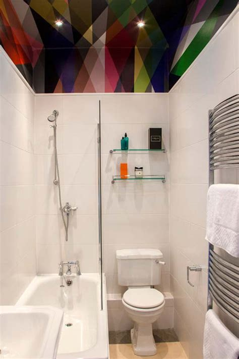 Tiny Bathrooms Ideas by 22 Changes To Make Small Bathrooms Look Bigger