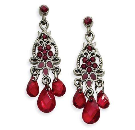 costume jewelry chandelier earrings image search results