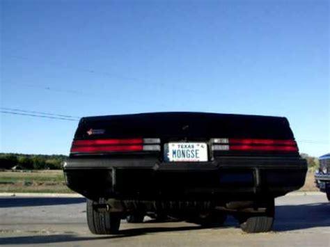 Buick Grand National Exhaust by Buick Grand National Exhaust Slp 2