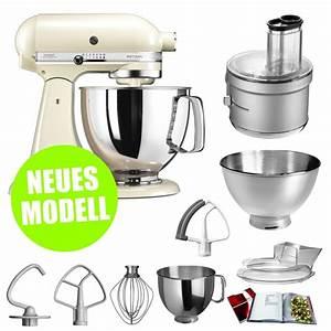 Kitchenaid Artisan Schüssel : modell 125 kitchenaid artisan 5ksm125eac creme 4 8 l k chenm ~ Yasmunasinghe.com Haus und Dekorationen