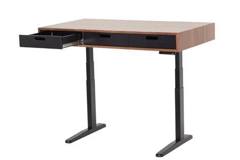 height adjustable standing desk the evolve modern adjustable standing desk featuring the