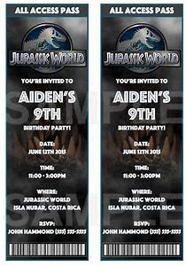 Template For Christmas Invitation Jurassic World Invitations Color By Eventfulthinkingca On