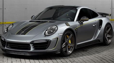 Porsche 911 Turbo S Stinger Gtr