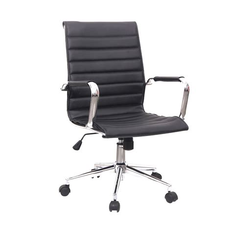 Office Chairs For Back by Hobro Office Chair Black