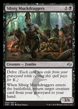 sibsig muckdraggers fate reforged visual spoiler