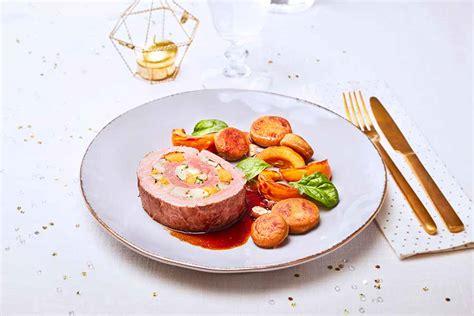 dressage en cuisine dressage d une assiette de rôti de bœuf farci aux légumes