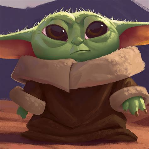 A collection of the top 46 yoda star wars phone wallpapers and backgrounds available for download for free. 17+ Baby Yoda Wallpaper Cartoon Pics
