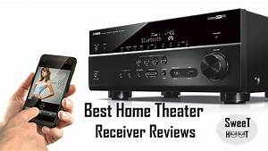 Best Home Theater Receiver Reviews 2018 | Best AV Receiver ...
