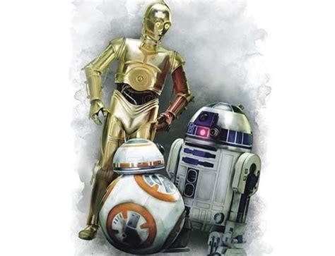 Robots De Star Wars A Puro Color « Vinilos Decorativos