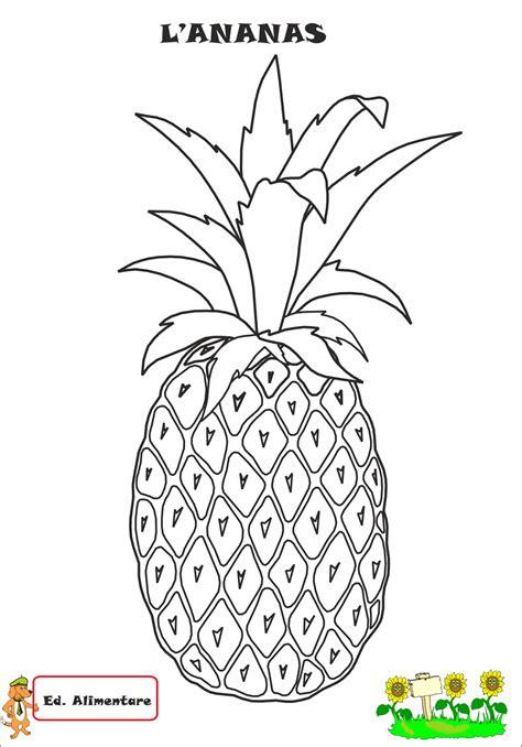 bello disegni da colorare frutta primaverile migliori