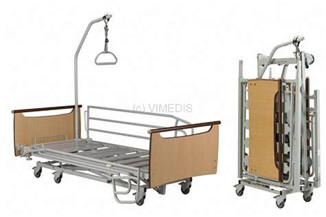 lit medicalise location table de lit