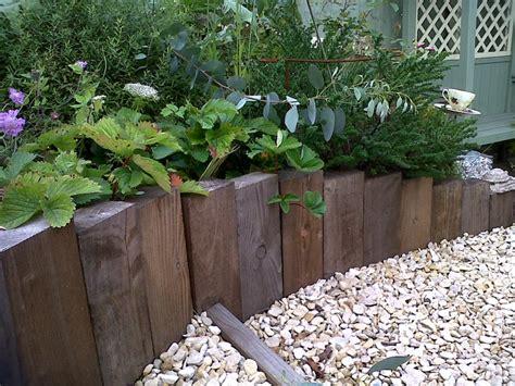 Cheap Garden Edging
