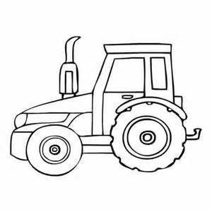 john deere tractor coloring pages john deere pinterest With tractor template to print