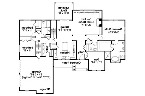 house plan builder ranch house plans manor 10 590 associated designs