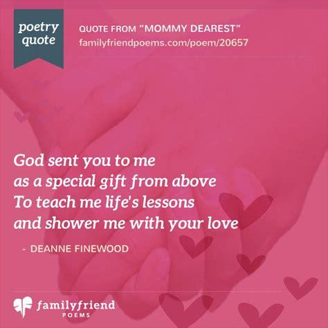 mother mother daughter poem