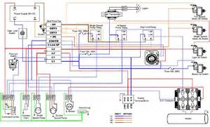 ceiling fan electrical schematic