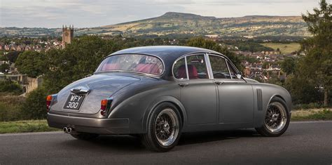Jaguar Car : Jaguar Mark 2 Restoration By Ian Callum To Be Produced In