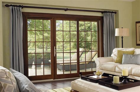 wonderful patio door curtain ideas  home decohoms