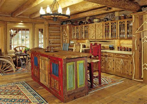 Small Kitchen With Island Ideas - rustic kitchen island gaining your eccentric kitchen design mykitcheninterior