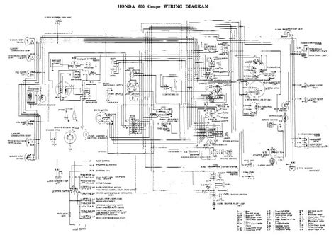 honda 600 coupe wiring diagram wiring diagram user manual