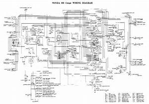 Honda 600 Coupe Wiring Diagram