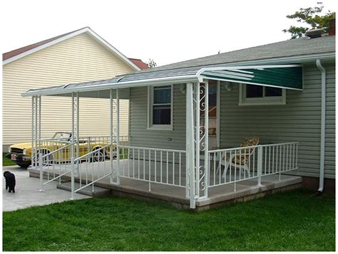 high quality aluminum awnings for patios 9 metal patio