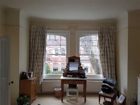 cafe style shutters  large traditional sash windows