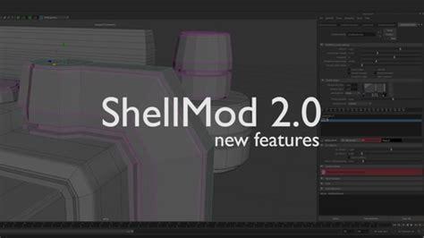 shellmod maya linux coding