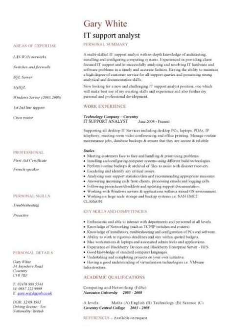 Technical Support Cv Sle by Junior Web Developer Resume Template Business