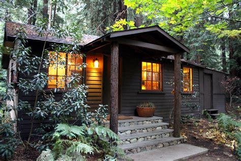 big sur cabins glen oaks big sur louise layla