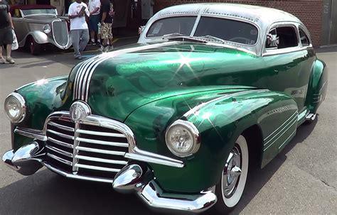 1946 Pontiac Street Rod Goodguy's PPG Nationals 2013 - YouTube
