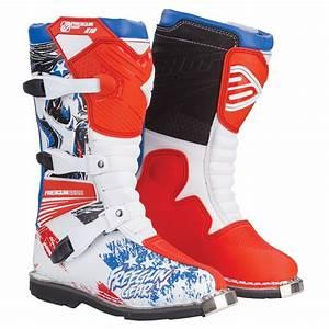 Botte Cross Enfant : bottes cross shot destockage k10 us kid boots 2017 ~ Dode.kayakingforconservation.com Idées de Décoration