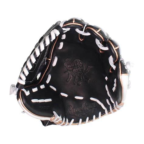 rawlings heart   hide  fastpitch softball glove prosb brg justballglovescom