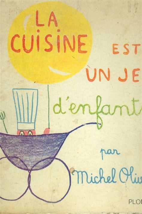 la cuisine est un jeu d enfants אין מױל ארײן cookbook challenge la cuisine est un jeu d