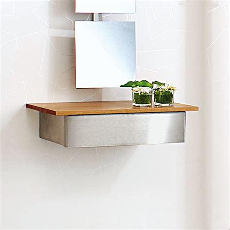 Wandkonsole Mit Schublade Holz by Wandkonsole Mit Schublade Sonstige Preisvergleiche
