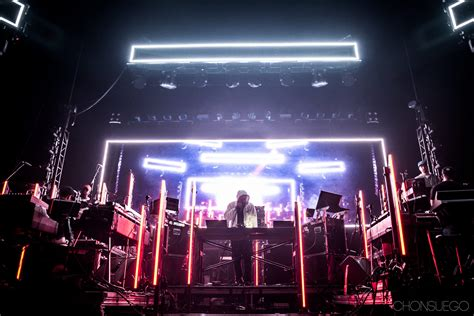 pretty lights nashville pretty lights mesmerizes nashville with two day episodic