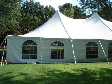 8 tent side curtains baker tent rental