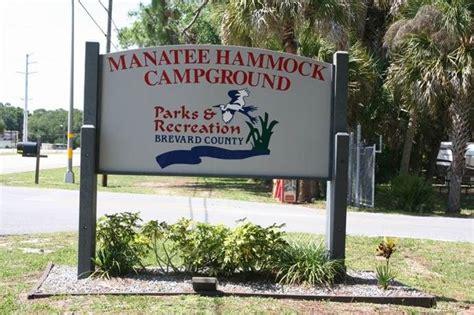 Manatee Hammock Cground Titusville Florida by Manatee Hammock Cground In Titusville Florida Our