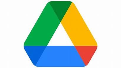 Google Drive Symbol Presente Marcas Logos