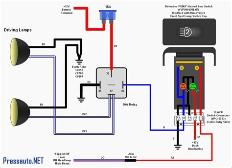 How Wire Pin Relay Diagram Volt Wiring