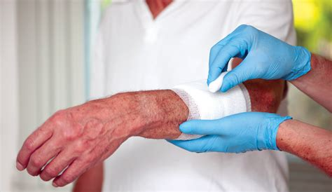 Dressed for Success: Wound care dressing options have
