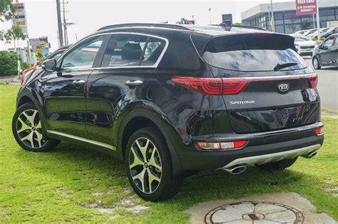 kia sportage black 2017 kia sportage gt line awd wagon black k203122