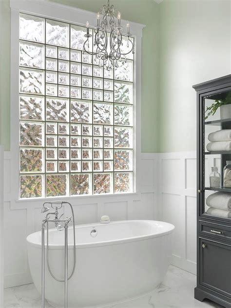 Glass Block Bathroom Designs by Best 25 Glass Block Windows Ideas On Glass