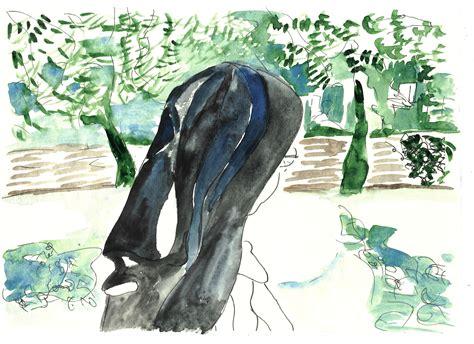 Hortus Conclusus Botanischer Garten München by Nele Str 246 Bel Bildhauer In M 252 Nchen Ausstellungs Und
