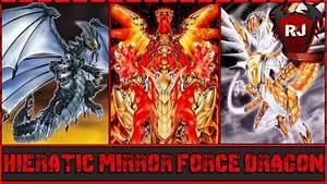 YGOPRO - Hieratic Mirror Force Dragon Deck Profile OTK ...