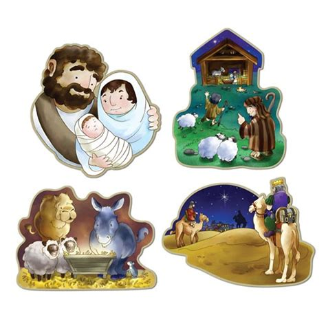 nativity cutouts partycheap